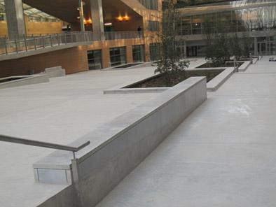 Les durcisseurs francais nous sommes des professionnels en dallages industrie - Plaque beton sol exterieur ...